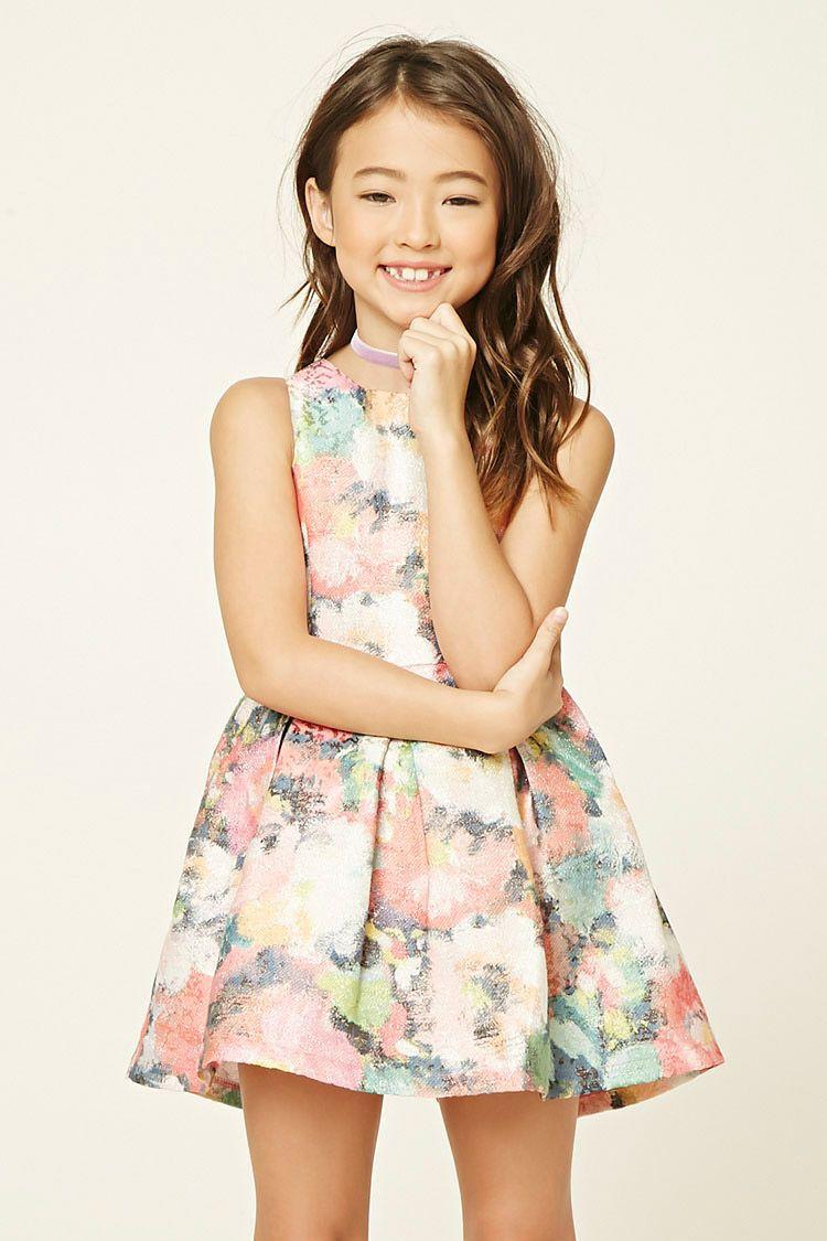 410cb6140 Girls Floral Print Dress (Kids)