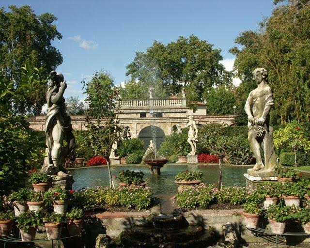 Ancient roman gardens roma citizens blog subura for Roman garden designs