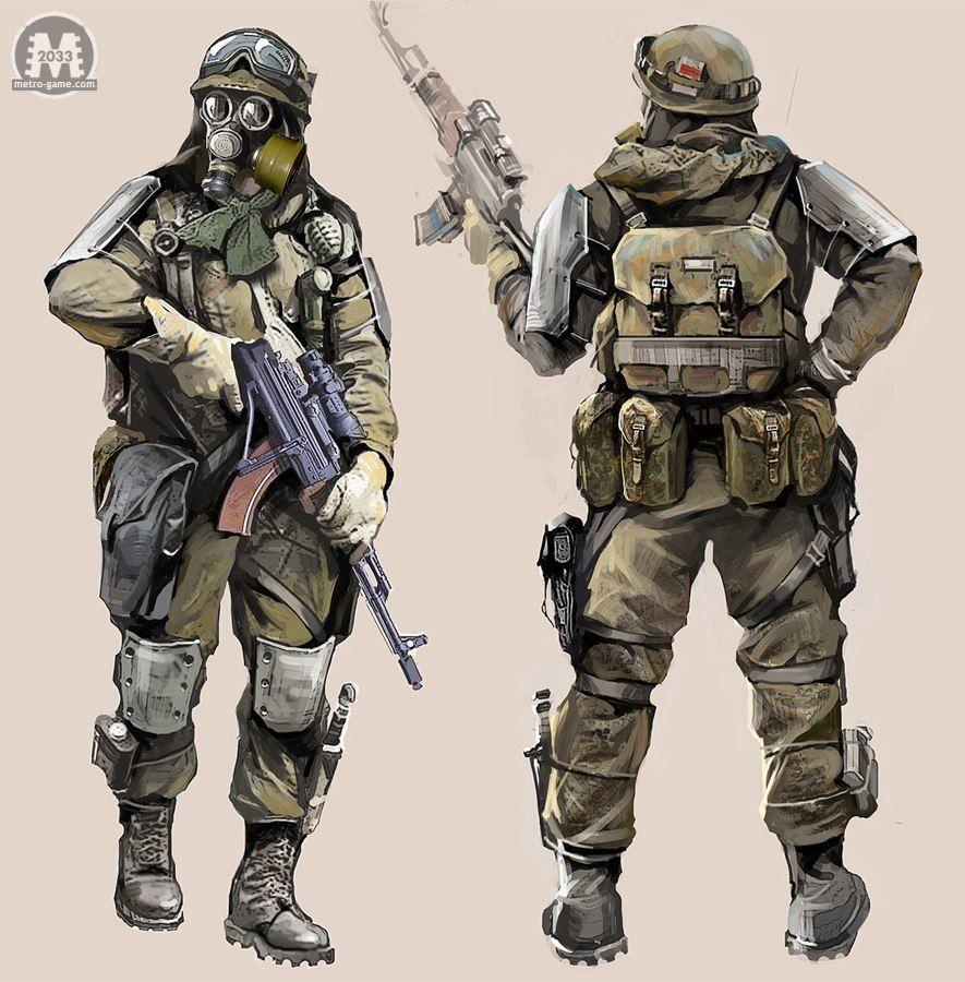 Apocalyptic Soldier Pics: Pin By Polina Tarakanova On Concept
