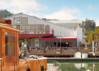 Restaurant Le Garage : Le garage bistro sausalito f l appart resto sf french