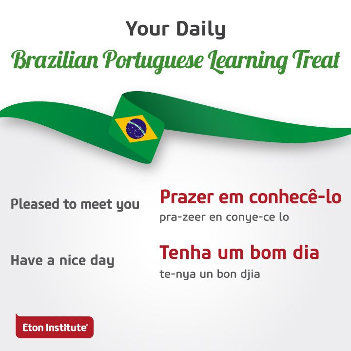 Greet your new friends with these brazilian portuguese learning greet your new friends with these brazilian portuguese learning treats wearing your biggest smile m4hsunfo