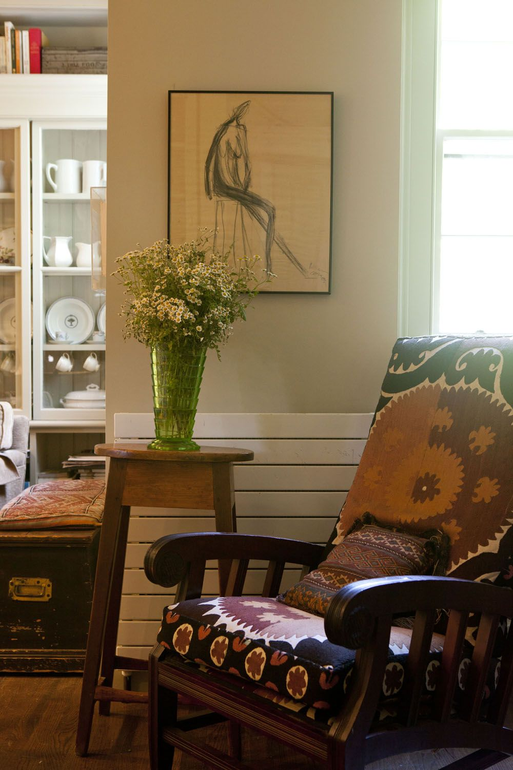 Billy Cotton » Interiors (With images) | Eclectic living ...