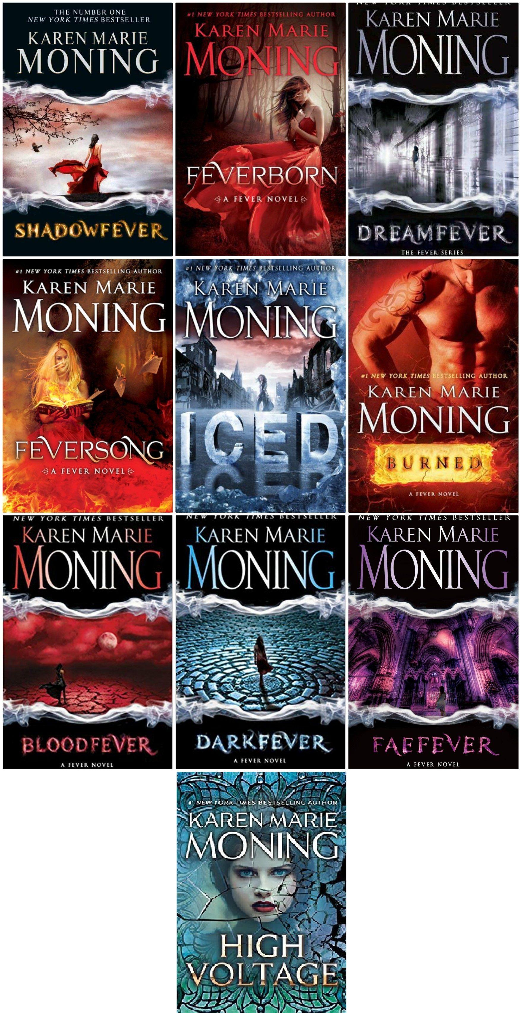 Fever series by karen marie moning divine ebooks pinterest fever series by karen marie moning fandeluxe Gallery