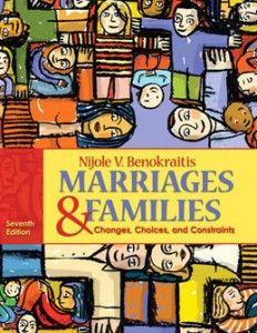 Marriages And Families Changes Choices And Constraints Pdf
