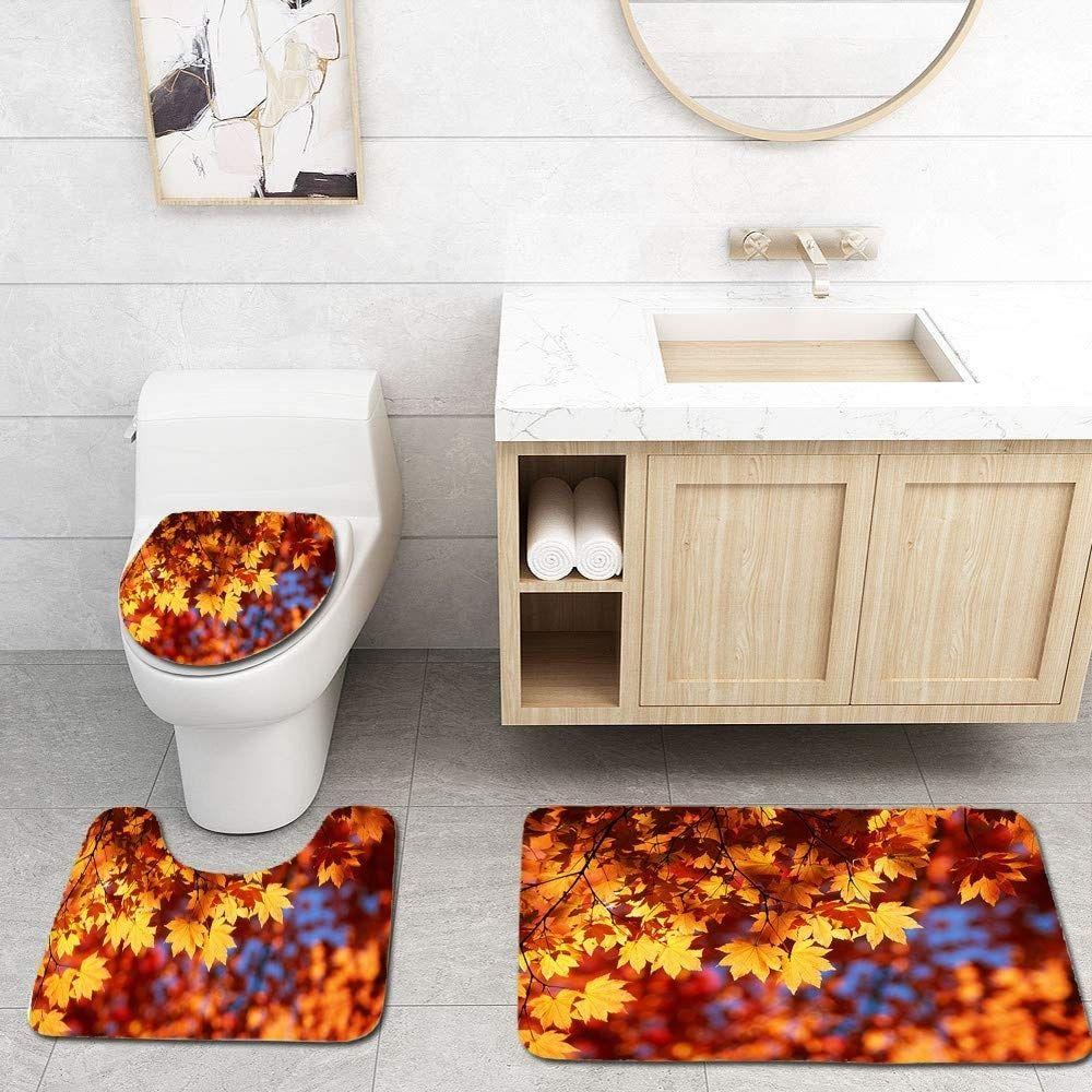Bathroom Rugs Set Bath Rug