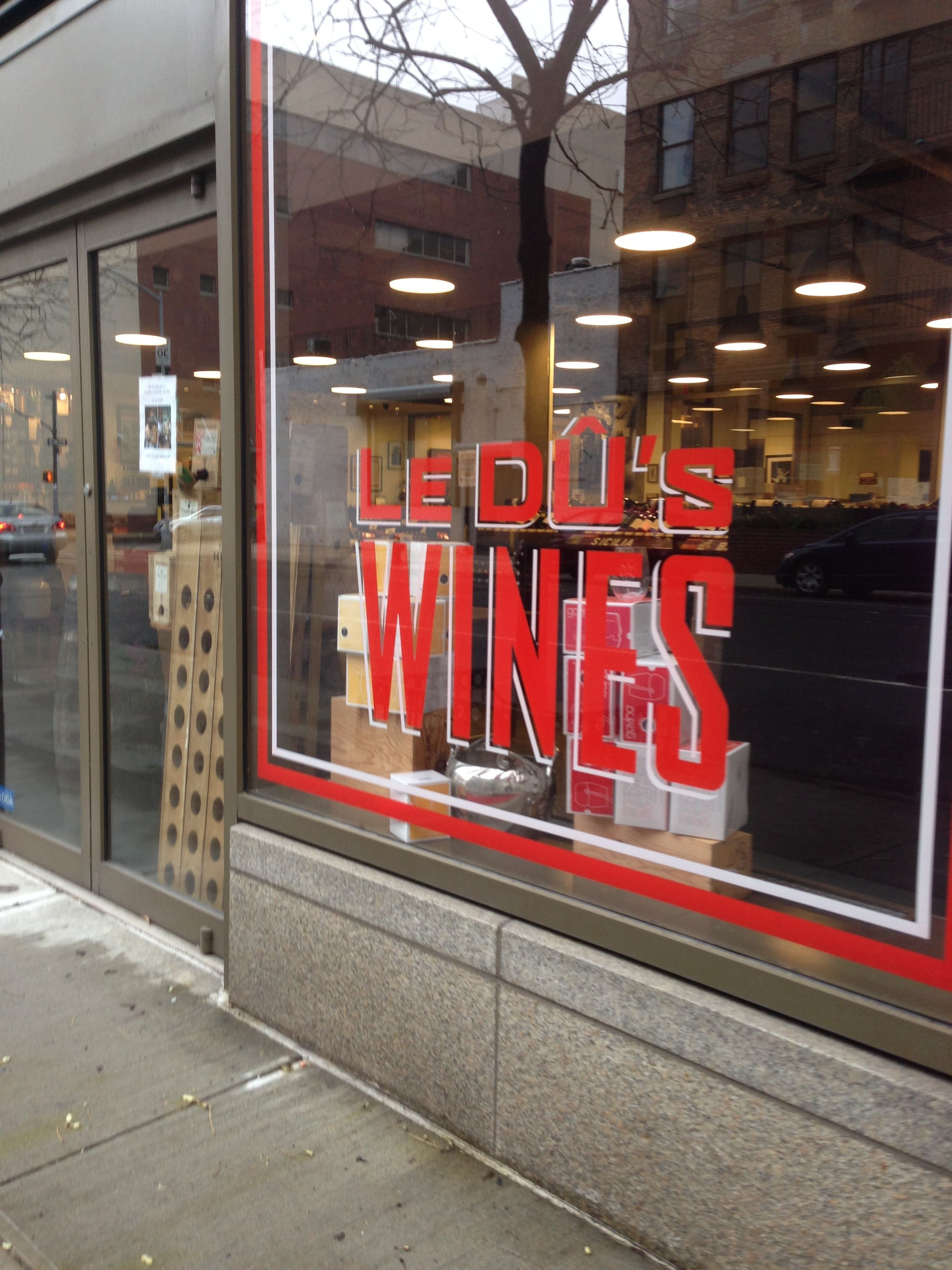 Ledu S Wines West Village Wine Store West Village Wines