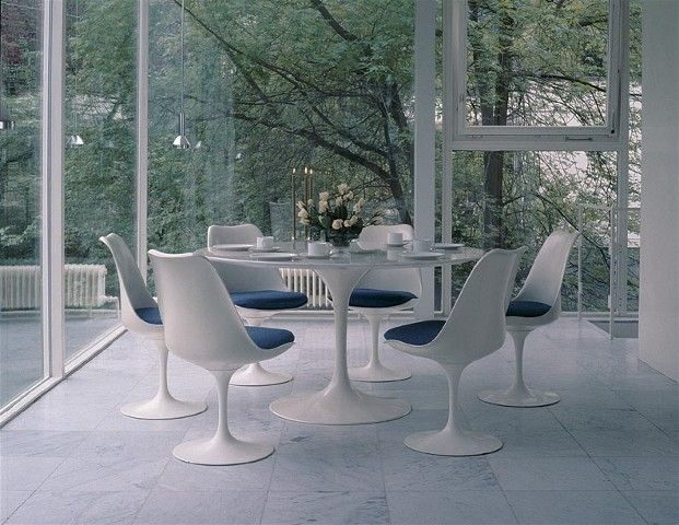 Tavolo Tulip Knoll.Knoll Tulip Table Earo Saarinen Tulip Dining Table