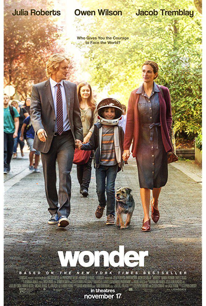 Wonder 2017 Watch Online Streaming Movies Owen Wilson Full