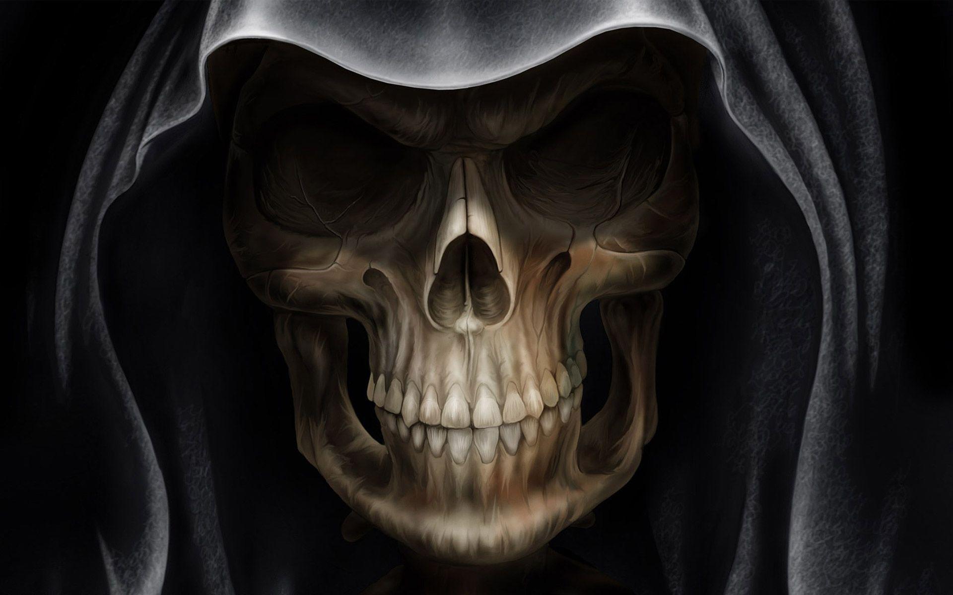 Full HD 1080p Skull Wallpapers HD, Desktop Backgrounds