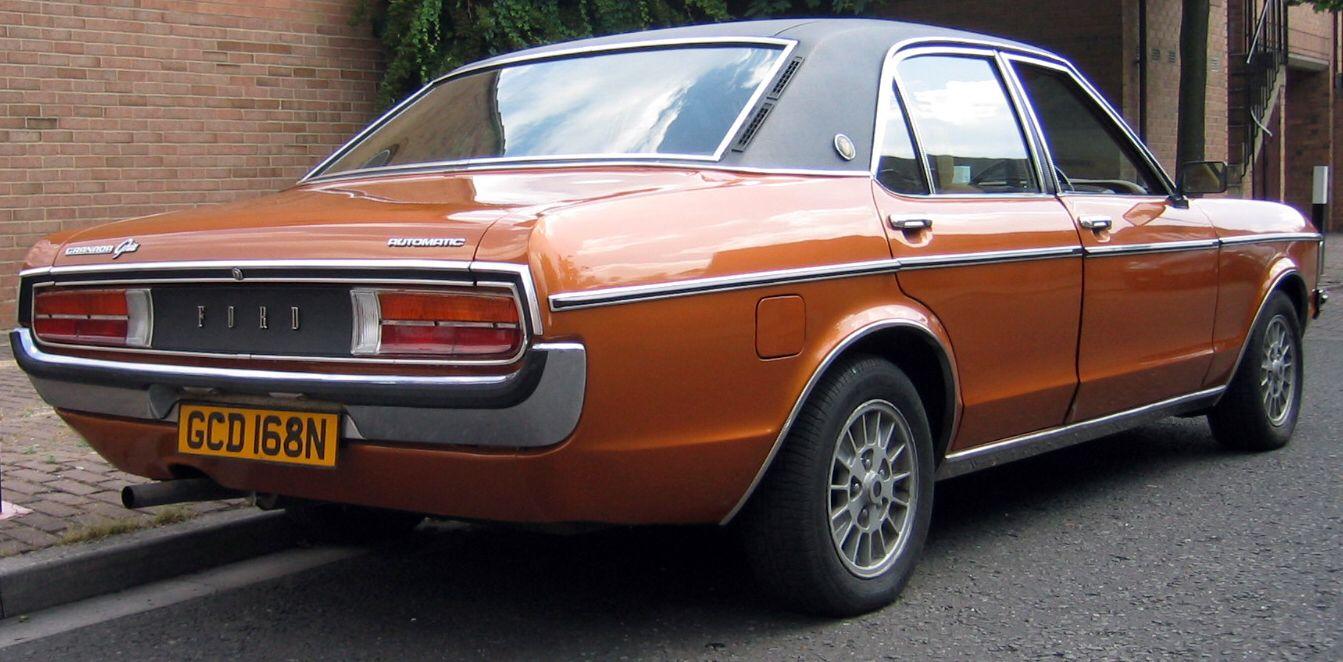 Ford Granada Oldtimers