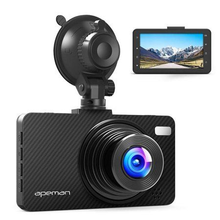 Parking Monitor WDR Loop Recording 3.0 inch LED Screen Car Driving Camera Dash Cam with GPS and WiFi Dash Camera TOGUARD 4K Ultra HD Dash Camera for Cars 170/°Wide Angle Dashboard Camera G-Sensor