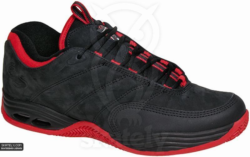 1bf4a3f2a5b0d8 eS Shoes - K3 - Black Red