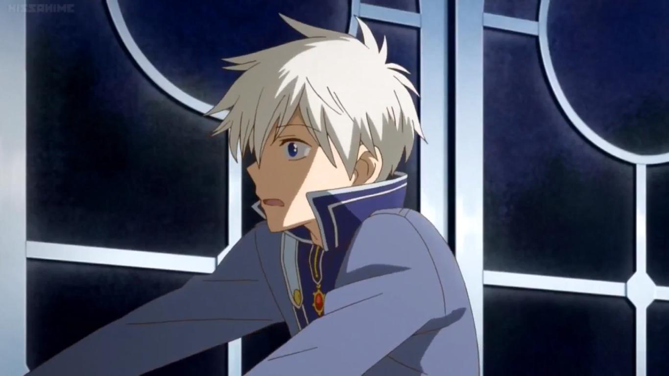 Akagami no Shirayuki-hime - Zen Wistaria - Episode 4