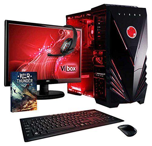 #Sale VIBOX #Vision #Gaming #PC #Computer #Paket 2    WarThunder #Spiel Bundle  22  Monit...  Tagespreisabfrage /VIBOX #Vision #Gaming #PC #Computer #Paket 2  #mit WarThunder #Spiel Bundle, 22″ Monitor, #Lautsprecher, Tastatur #und #Maus (3.9GHz #AMD A4 #Dual #Core CPU, #Radeon Grafik-Chip, 1TB Festplatte, 8 #GB #RAM, #Kein Betriebssystem)  Tagespreisabfrage   #Der Vibox #Vision 2 #ist #die perfekte #Wahl #fuer diejenigen, #die #einen #guten preiswerten #Computer http://saa