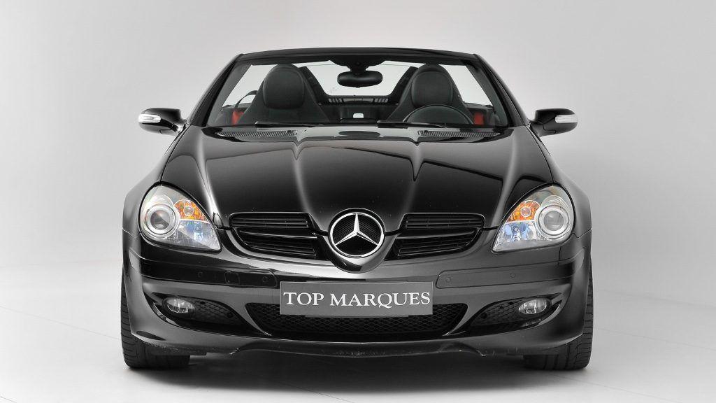 2007 Mercedes Benz Slk 200 Kompressor Bilar