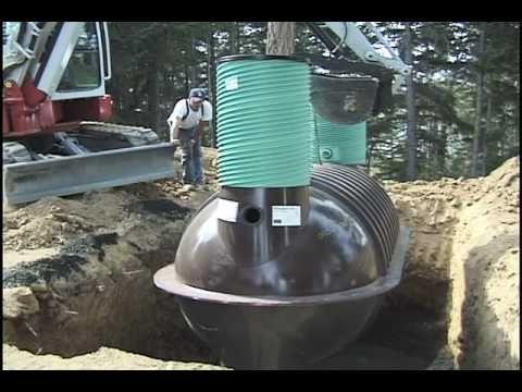 Orenco Frp Tank Installation Septic Tank Installation Good Bones