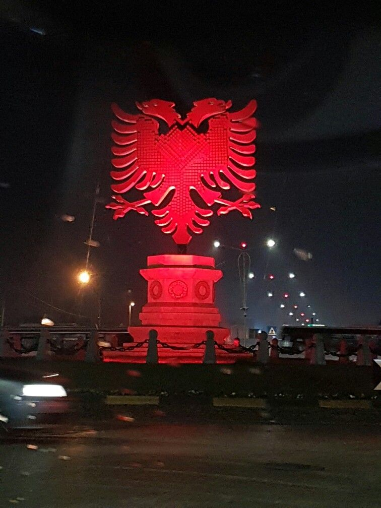 Albanian Eagle Tirana Tirana Albania Albanian Culture Albanian