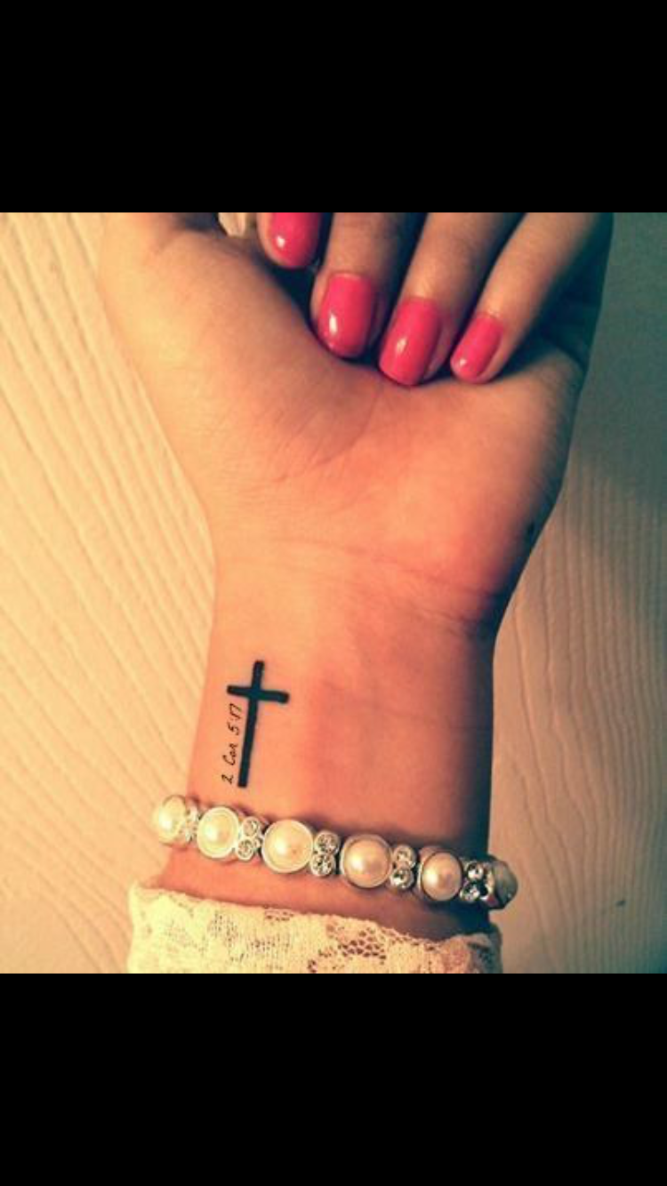 Tattoo ideas Wrist tattoos, Simple tattoos for women