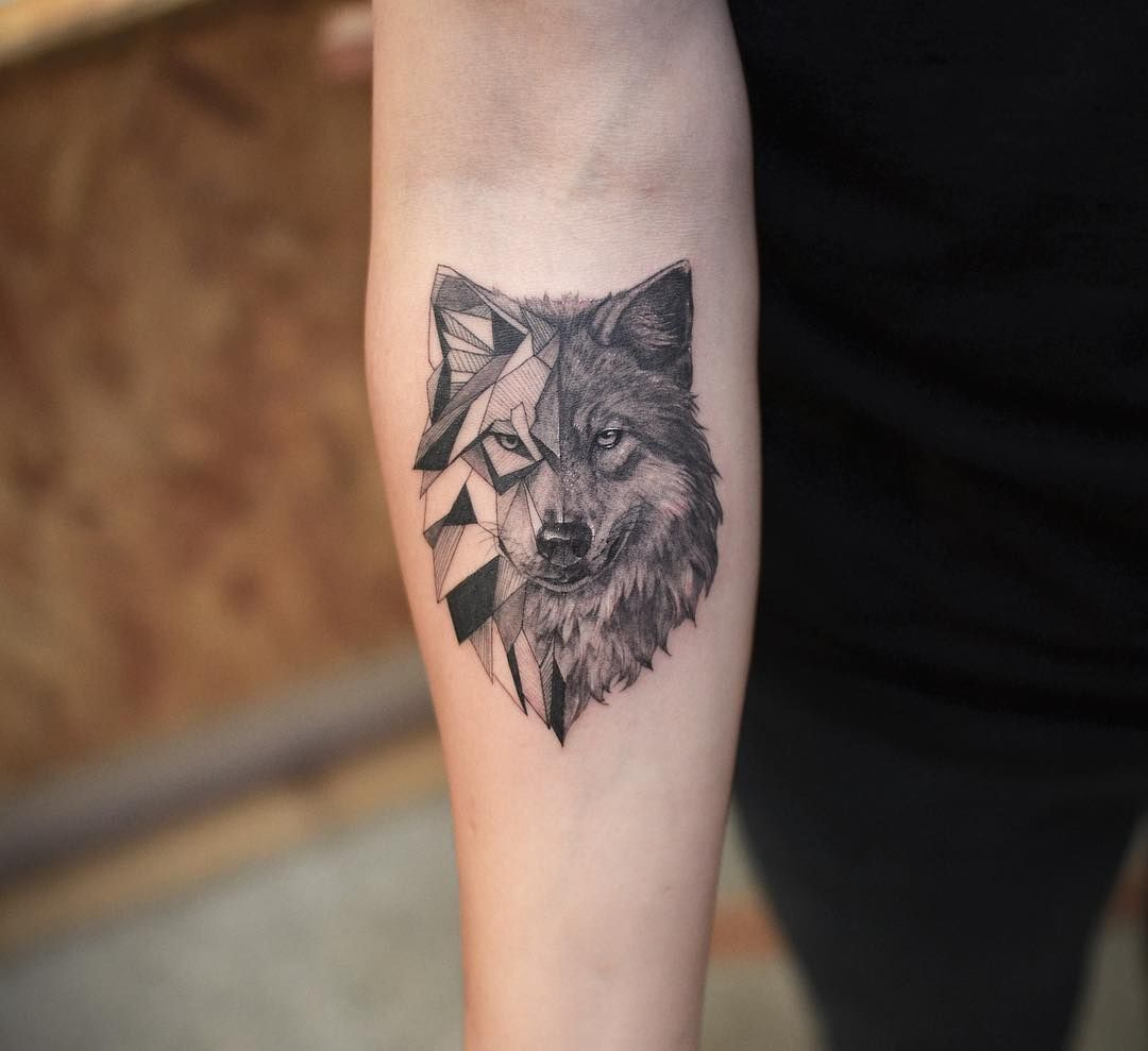 Pin By A Acr On Probables In 2020 Wolf Tattoos For Women Tribal Wolf Tattoo Wolf Tattoos