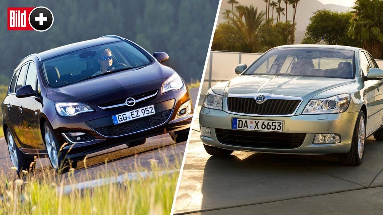 Elf Gebrauchte unter 10 000 Euro - Top-Autos zum Schnäppchenpreis ...