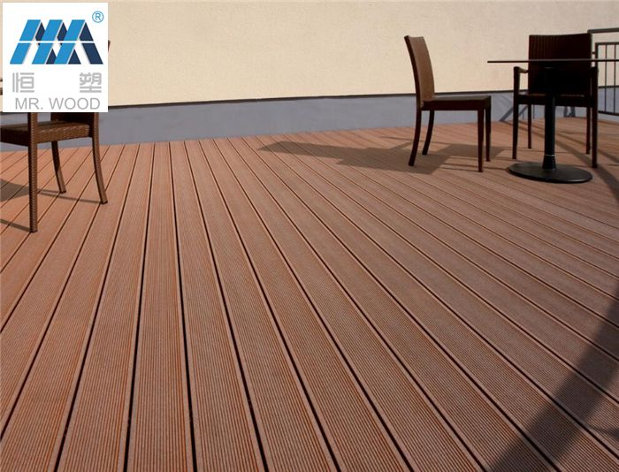 Extruded Wood Plastic Composite Decking 100 Recycled Extrudeddecking Wooddecking Plasticdecking Compositedecking