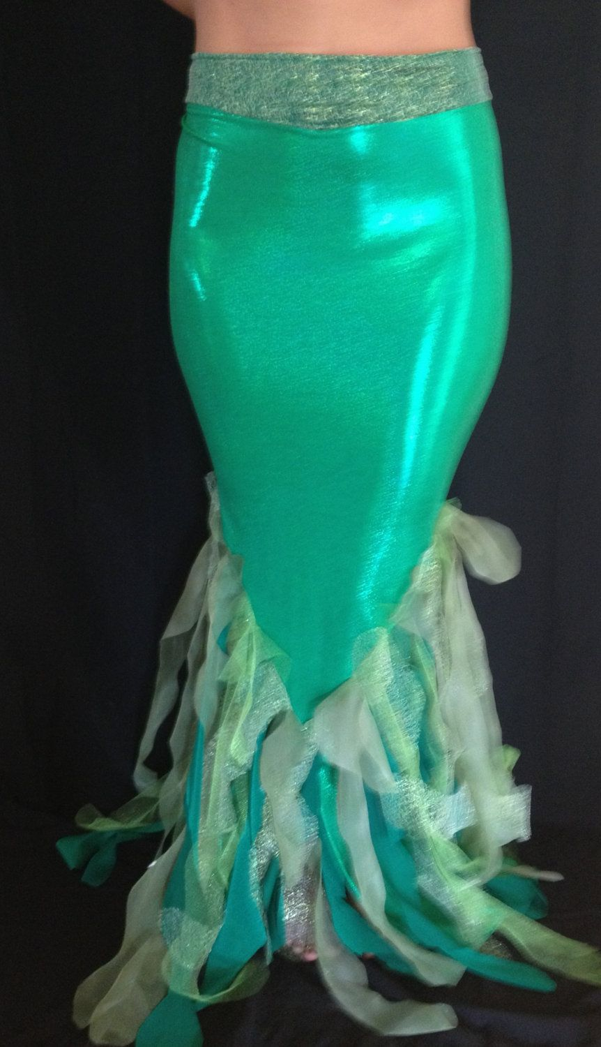 mermaid tail costume - Google Search