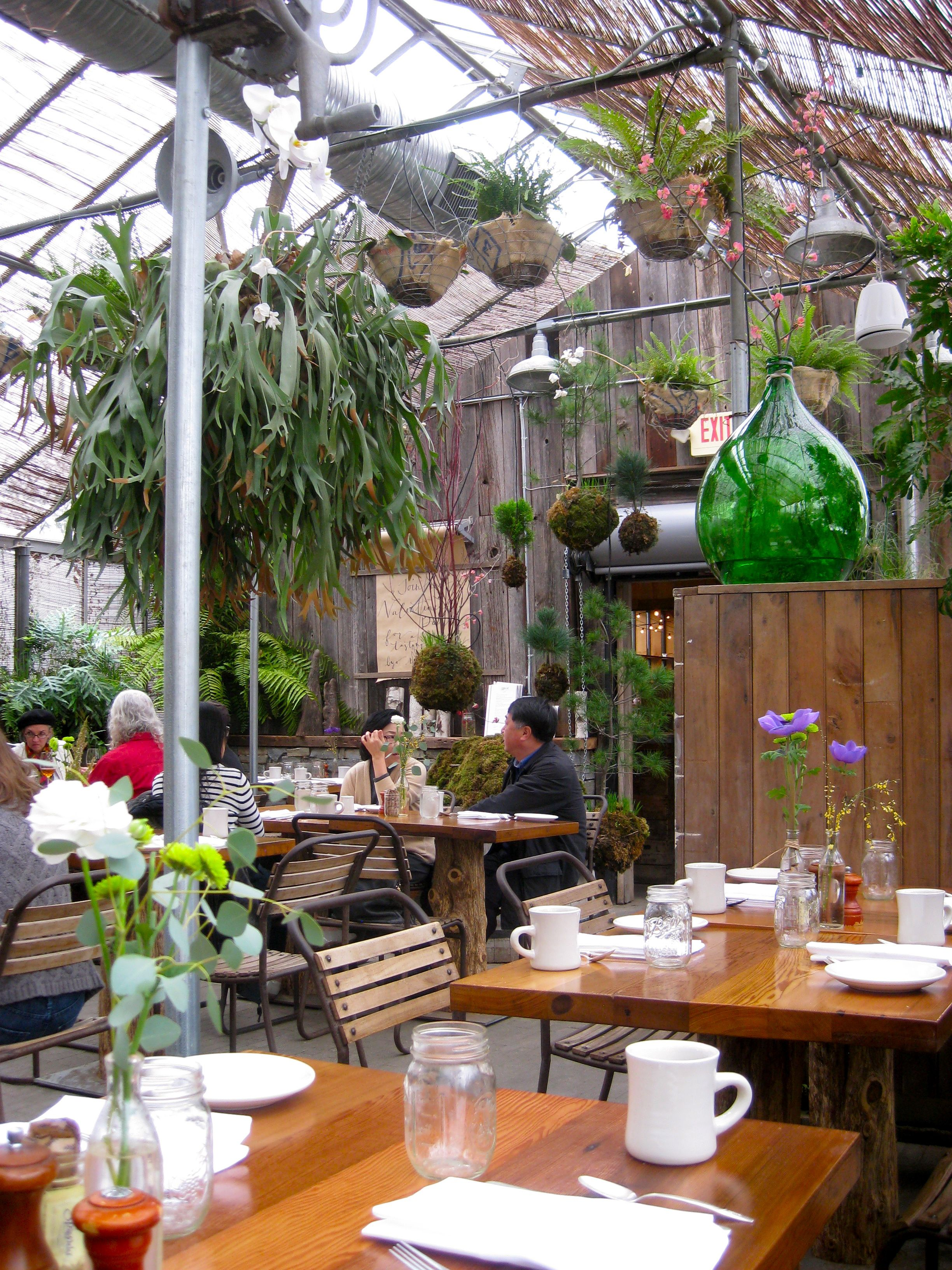 Greenhouse Cafe (Cafe At Terrain)