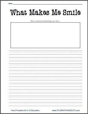 48+ Glamorous second grade writing worksheets ideas in 2021
