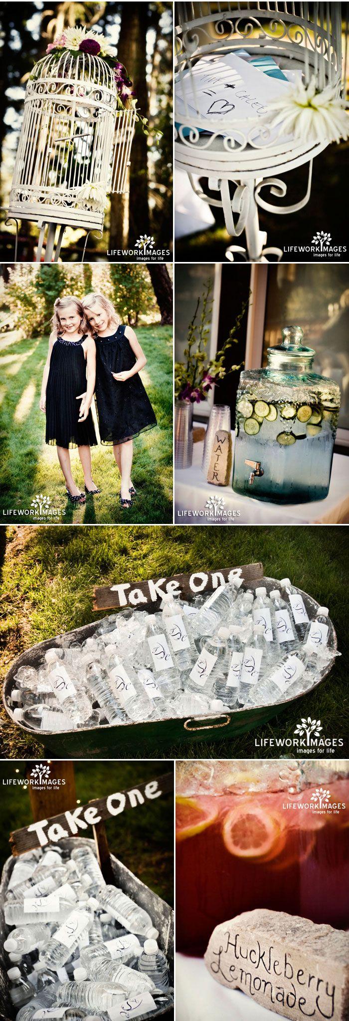 cute ideas for outside on the tennis lawn wedding ideas