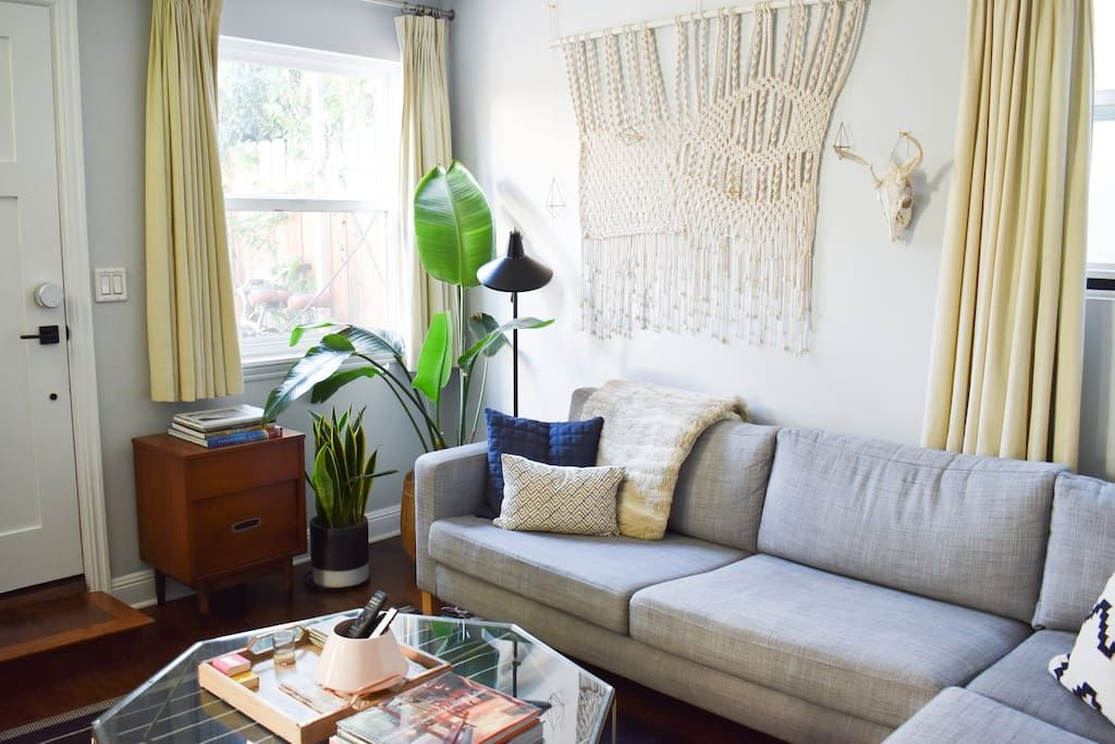 L A Places Bungalow Heaven: Gehele Woning/appartement In Los Angeles, Verenigde Staten