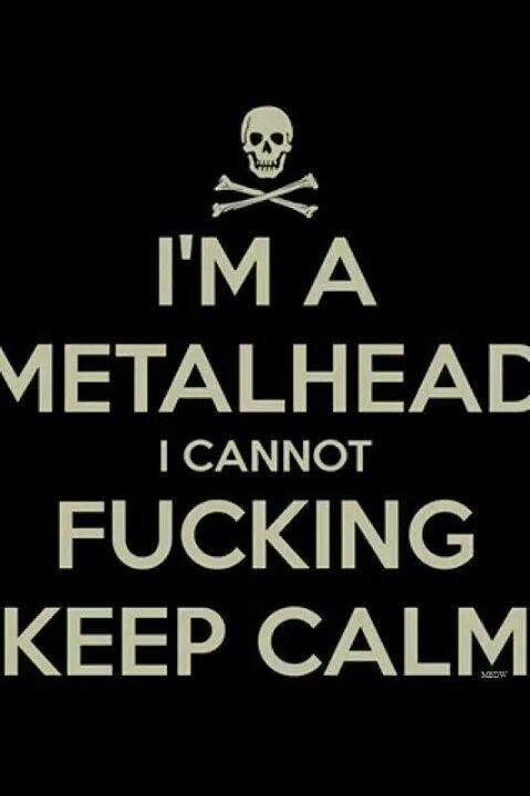 Music Metal Quotes Festival Spruche Metal Bands Heavy Metal