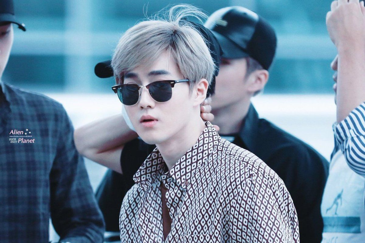 (21) suho exo - Twitter Search