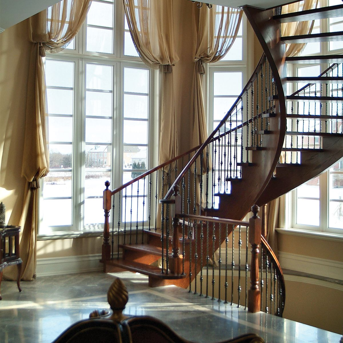 The major difference between window city vinyl windows and lower