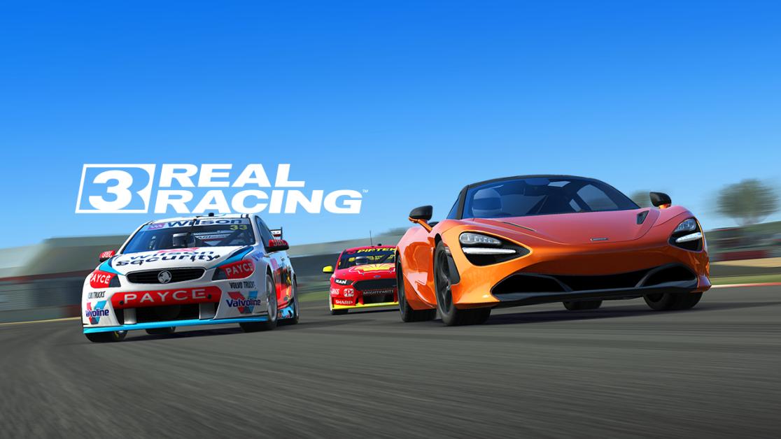 تحميل لعبة سيارات للايفون اون لاين Real Racing 3 مجانا تعد لعبة Real Racing 3 من العاب سباق السيارات الأكثر من رائعة ومتميزة بش Real Racing Racing Racing Games