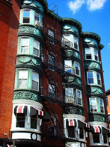 Boston North End apartments (With images) | Boston north ...