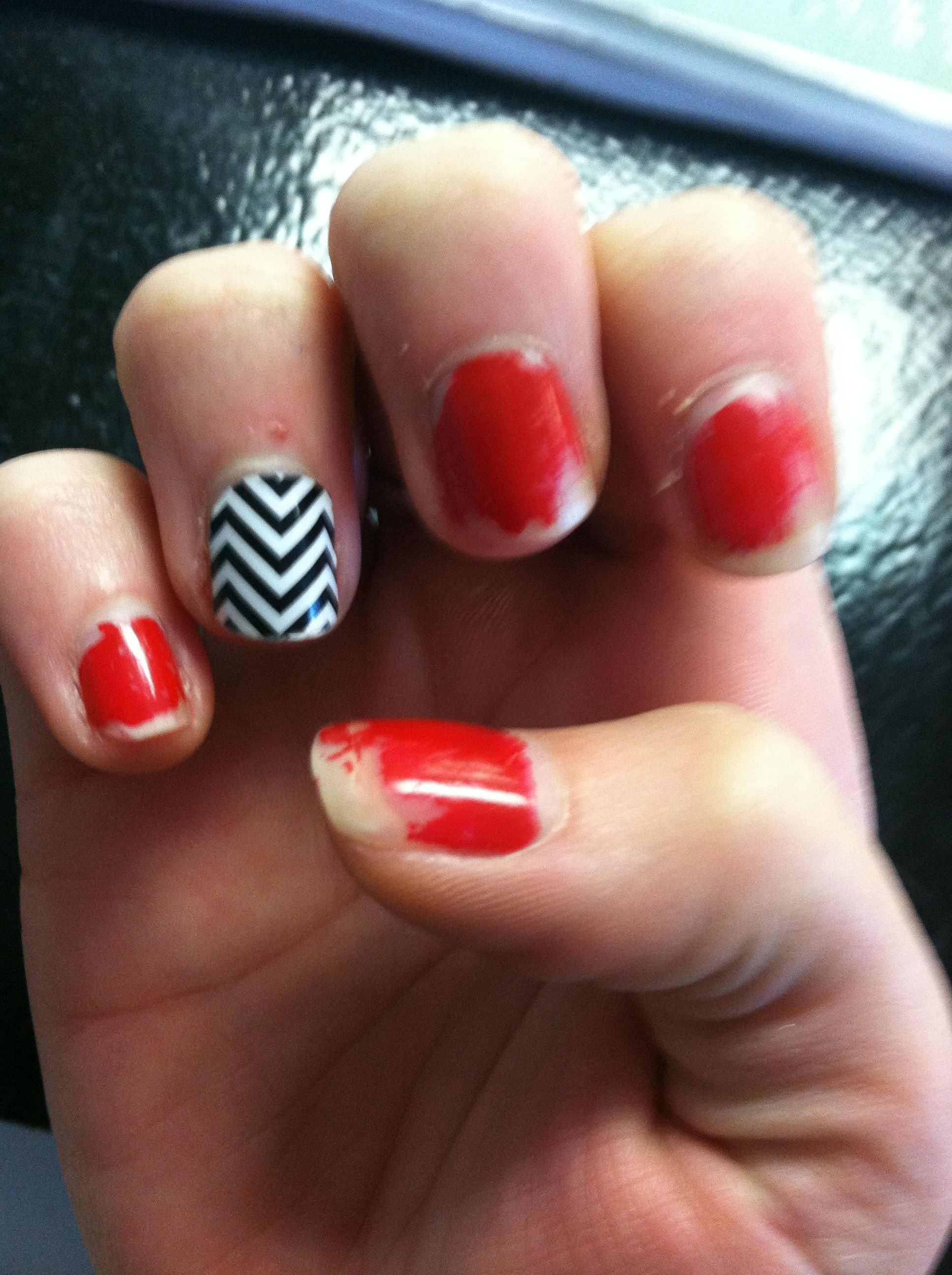 Nuetral Newsprint Nailart Form Jamberry Nails Easy Affordable