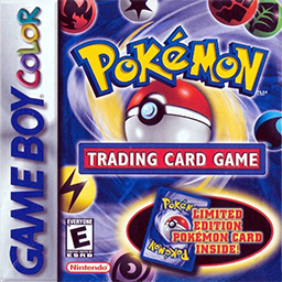 Pokemon Trading Card Game- released in North America in 2000.