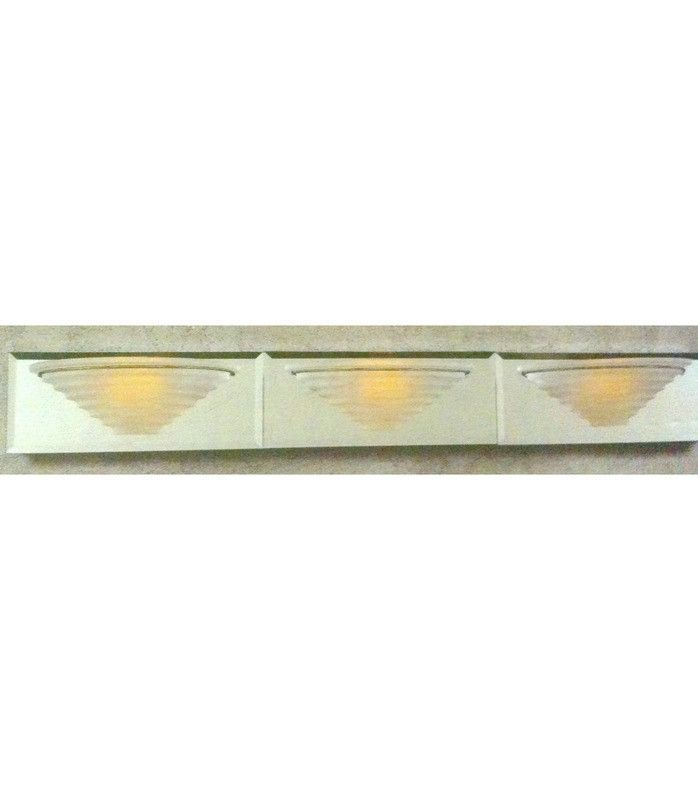 Checkolite Lighting 4003-15 CH Three Light Halogen Bath Wall Vanity Mirror Light in Polished Chrome Finish