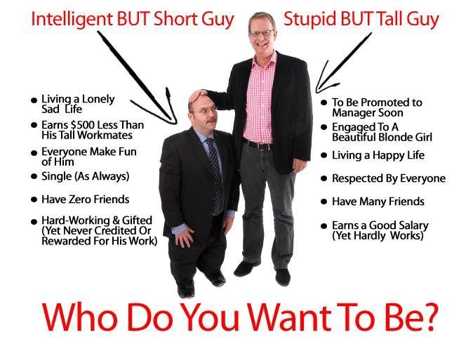 How to get taller for guys