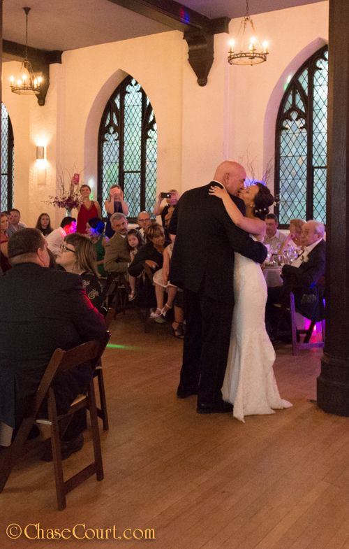 The first dance. wedding-reception-in-baltimore