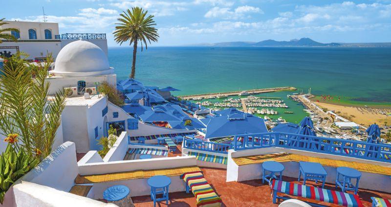 بلدة سيدي بو سعيد في تونس Visit Africa Travel Travel Couple
