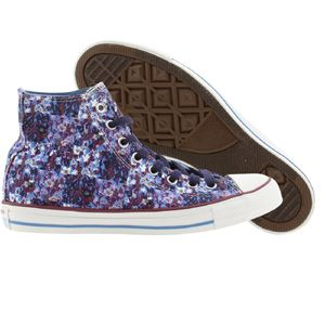 Converse Women Chuck Taylor All Star High Smalt (blue / smalt blue / multi)