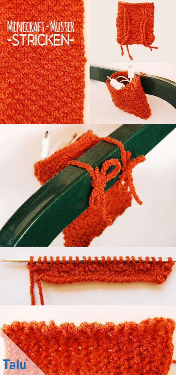 Ravelry Minecraft Socks Pattern By Heather Cox 15