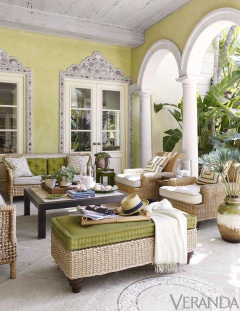 The Glam Pad Palazzos Patios And Verandas Palm Beach