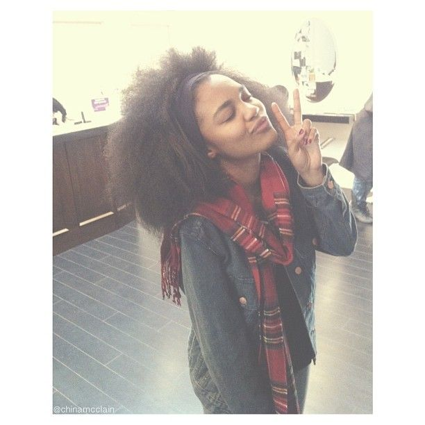 China Anne McClain Sws Off Her Natural Hair | BOP and Tiger Beat ...