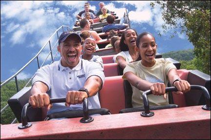Thunderation At Silver Dollar City Rollercoaster Silverdollarcity Silver Dollar City Thrill Ride Roller Coaster