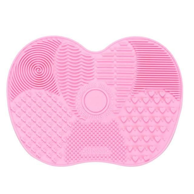 Photo of Silicon Makeup brush cleaner Pad