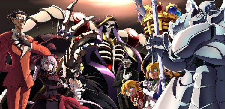 What We Know About Overlord Season 4 So Far Overlord Anime Season 2 Anime Wallpaper Albedo