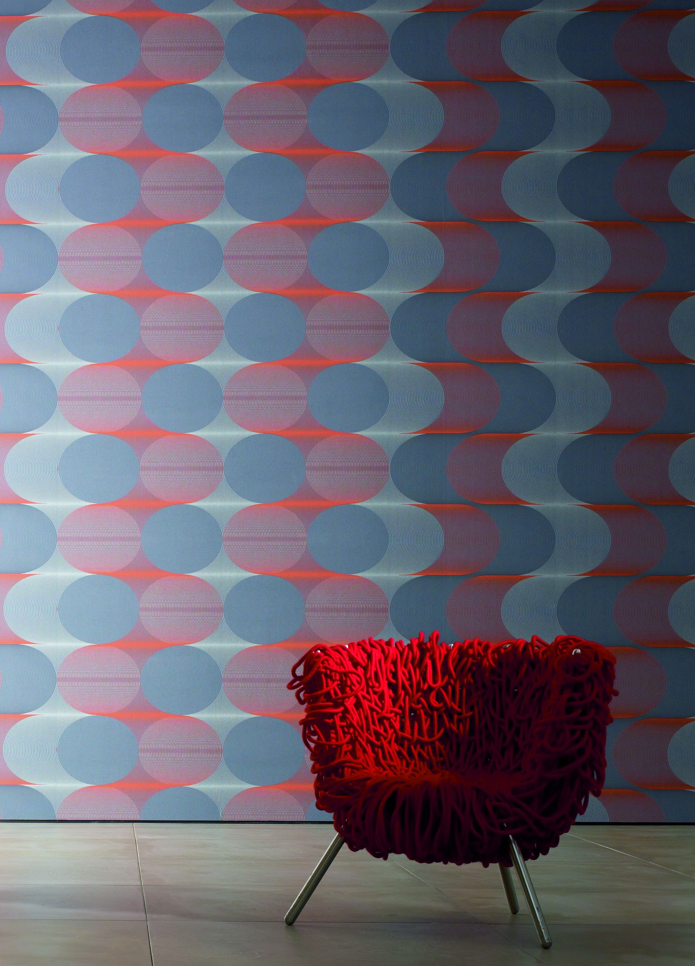 The Wall -  Wallpaper by Dieter Langer