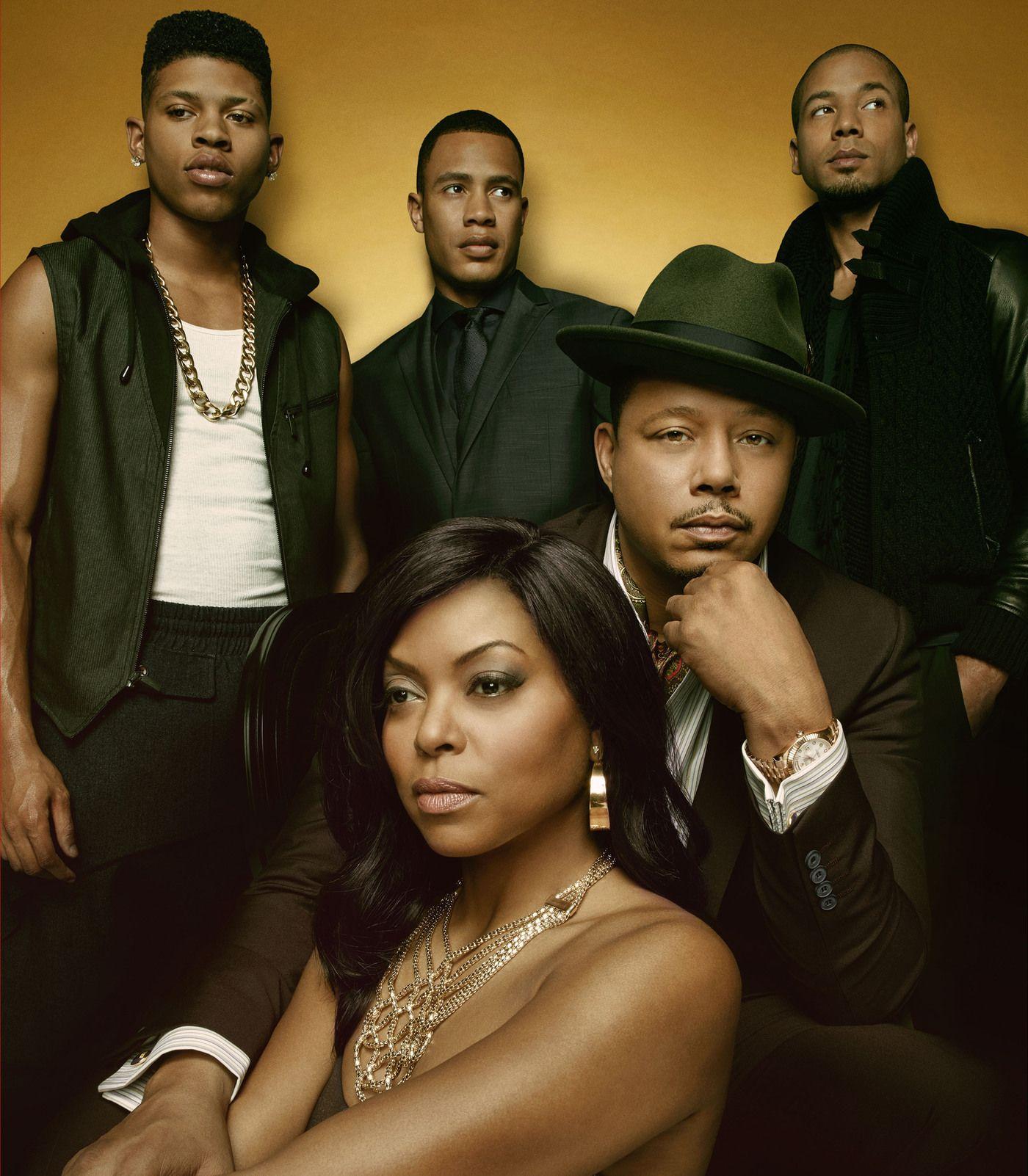 Fox S Empire Sets Dynasty Style Soap Opera To A Hip Hop Beat